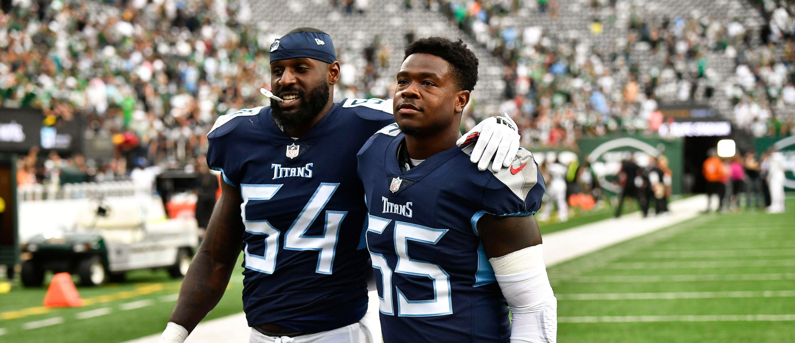 Tennessee Titans Jayon Brown